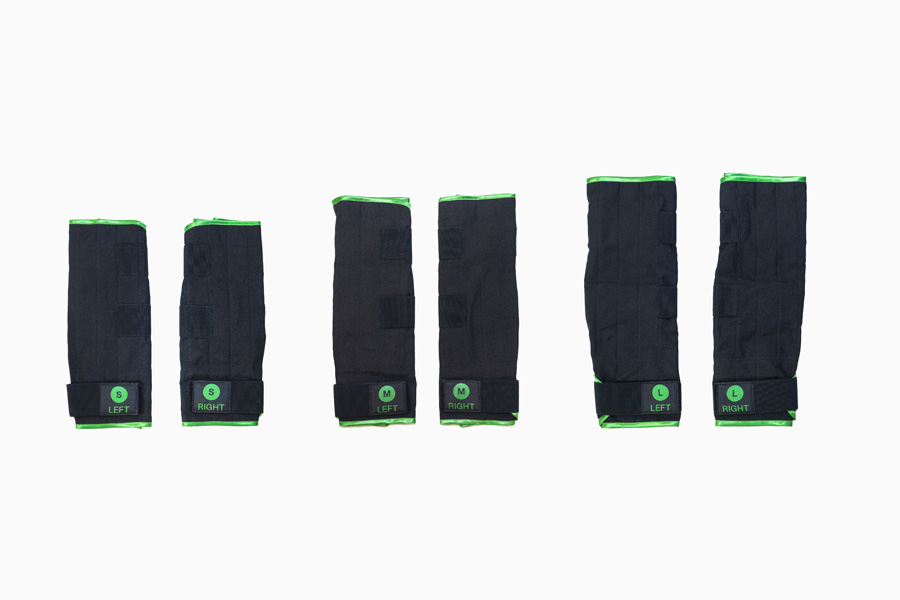 O´Cool therapy boots available in three sizes